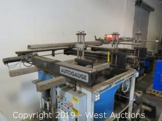 9'x4' Autogauge Precision Positioner