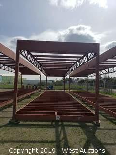 Modular Building Frame