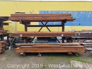 Bulk Lot: 12' Wood