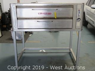 Blodgett 961-S Natural Gas Single Deck Oven