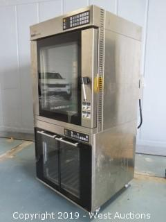 MIWE Econo Dual Bay Convection Oven