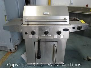 Sonoma Stainless Steel BBQ Grill