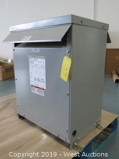 Eaton Dry Type Power Distribution Transformer