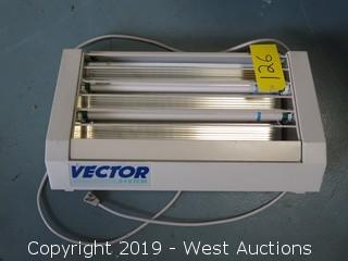 Vector Classic Insect Light Trap