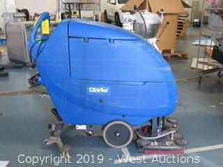 Clarke Focus II Boost L20 Floor Scrubber