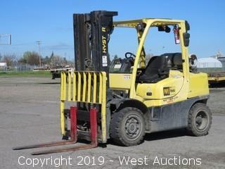 Hyster H80FT 7,050 Lb Capacity Propane Forklift