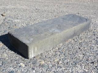 (1) Pallet of Collisieum Plank Paver - Tan/Charcoal