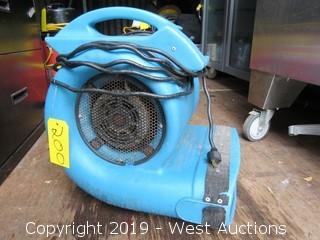 Dri-Eaz Turbo Dryer