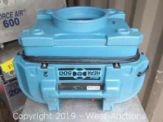 Dri-Eaz DefendAir HEPA 500 Air Scrubber