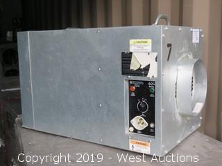 Abatement Technologies Hepa Negative Air Machine