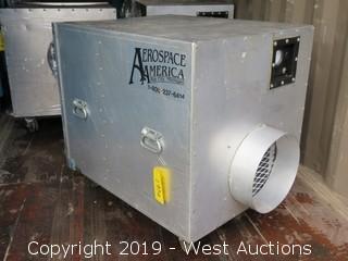 Aerospace America Portable Air Scrubber