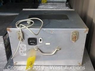 Portable Stainless Steel Heating Unit