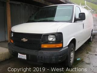 2004 Chevrolet Express 2500 Cargo Van