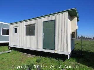 10' x 22' x 12' Portable Modular Building (1 Unit: D-7)