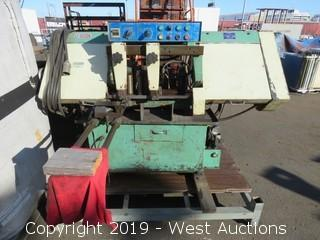 """Lian Feng LF-BS12A Full Automatic 12"""" Band Saw"""