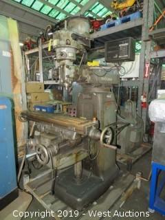 Induma 1S Vertical Milling Machine