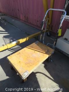Platform Lift Cart