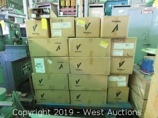 (24) Boxes Of Volex PDU- 2013-8-1 Power Distribution Bars