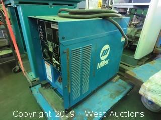 Miller CP-300 Arc Welder Power Source (Not Running)