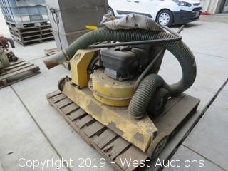 Elgee 644-SPG Power-Vac Machine