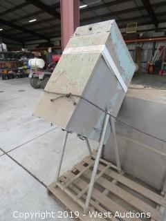Rainhart 637 Laboratory Sifting Machine