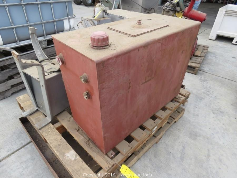 Drilling Rig, Farm Equipment, Military Grade Bladder Storage Tanks, and More in Northern California