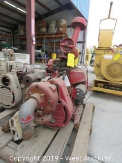 Berkeley Pump Gas Powered Pump