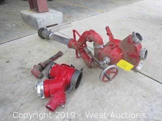 Heavy Duty Water Cannon Device