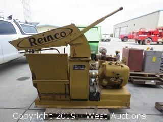 Reinco TM7-30A Straw Blower/Hydroseeder Machine