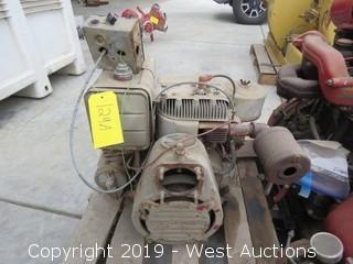 Berkeley Pump B1-1/2QBS Gas Powered Pump