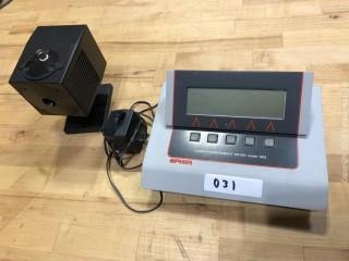 Ophir DGX Laser Power/Energy Meter