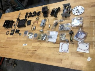 Lot of Motion Control and Laser Hardware