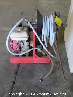 Honda GX 200 Gas Powered Pressure Washer
