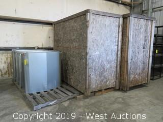 "Bulk Lot: (22) 42"" X 42"" Roof Ventilation Units"