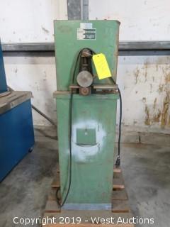 Ruoff & Sons Notcher Machine