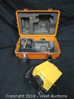 Topcon DM-S1 Electronic Distance Meter With Case And Accessories