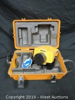 Topcon DM-S1 Electronic Distance Meter With Case