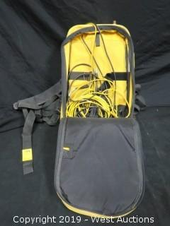 Trimble Pathfinder Backpack And GPS Cables