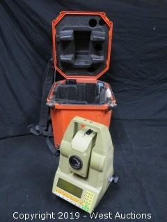 Leica TCA1100 Robotic Total Station With Case