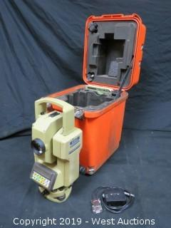 Leica Wild TC1600 Tachymeter Total Station With Case And Accessories