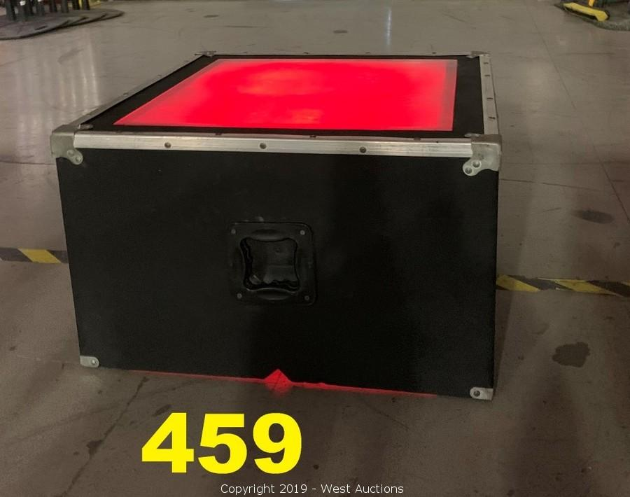 Audio, Video, and Event Staging Online Auction in Bakersfield, CA