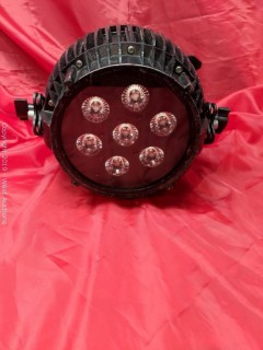 (2) Blizzard TOURnado IP EXA Battery 6in1  LED Par w/ W-DMX Upgrade