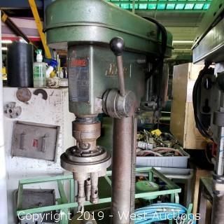 King KSD-340H Drill Press