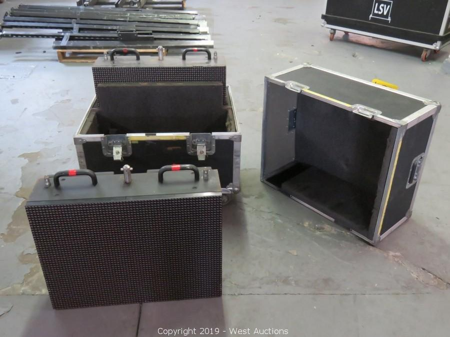 Online Auction of Pro Audio Video Equipment in San Francisco, CA