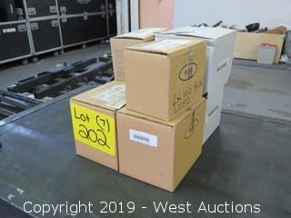 (7) Used Projector Lamps