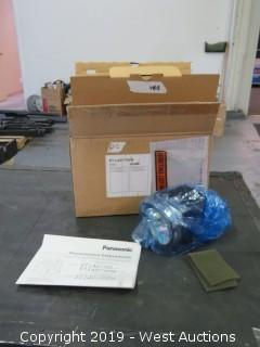 (2) Panasonic Replacement Projector Lamps