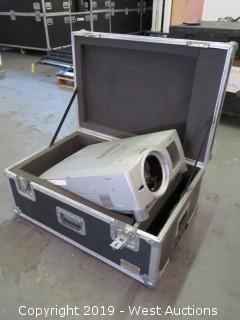 Sanyo PLC-XF31N Projector With Road Case