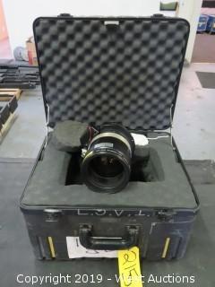Panasonic ET-D75LE1 Projector Lense With Road Case