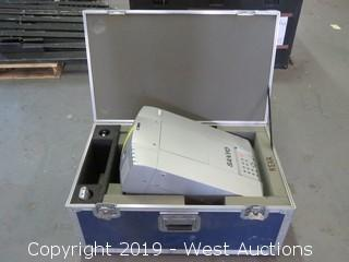 Sanyo PLC-9000NA Projector With Roadcase