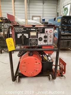 Multiquip 170 Amp DC Welder 4000 Watt AC Generator